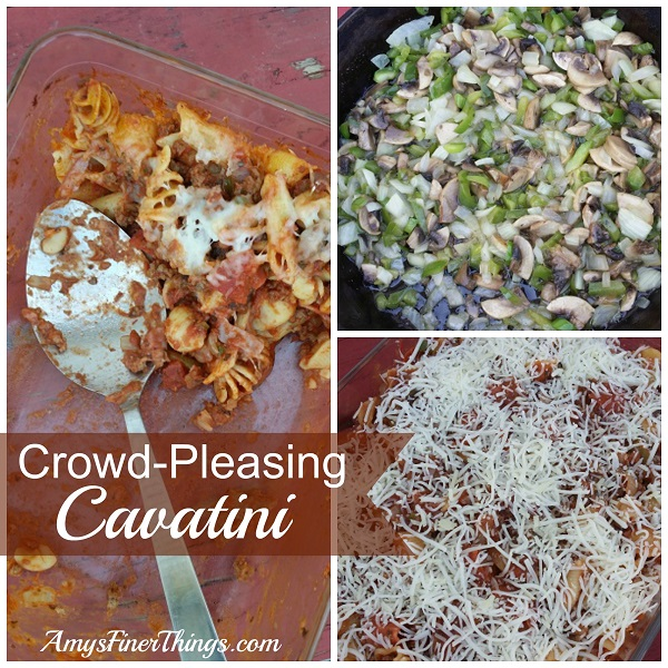Crowd Pleasing Cavatini