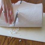 Make Your Own Baby Wipes
