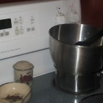Substitute for a Double Boiler