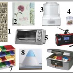 Gifts for the Home ~ 2012 Christmas Gift Guide {and a Giveaway}