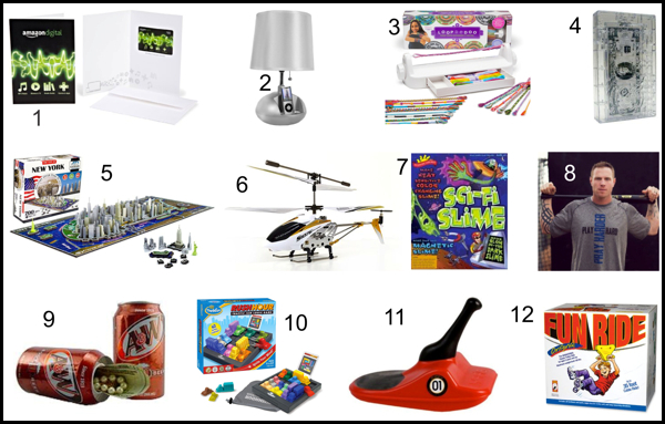 Gifts for tweens and teens christmas gift guide with a