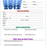 Free 2012 Time Capsule Printable {My New Year's Gift to You}