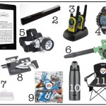 Gifts for Him ~ 2012 Christmas Gift Guide {and a Giveaway}