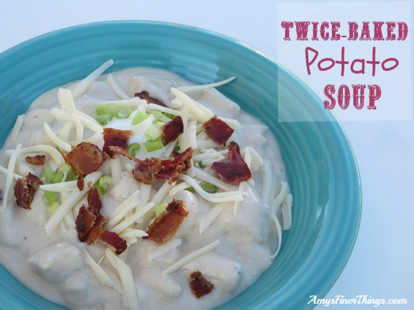 twice-baked potato soup