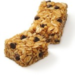 chocolate chip granola bar