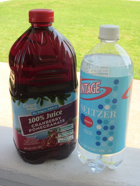 Real Food Soda Alternative