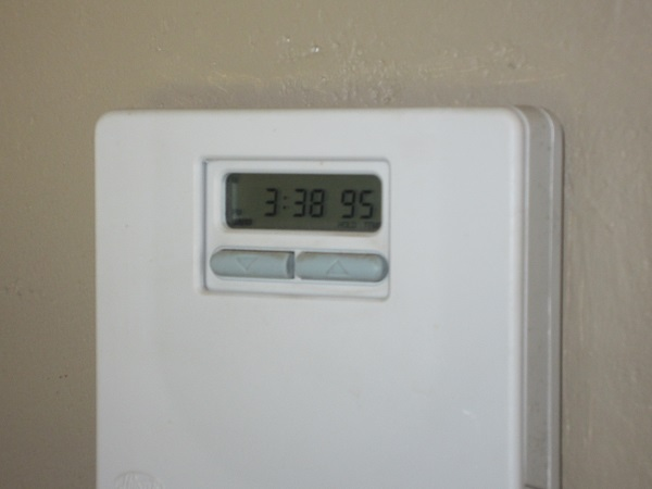 ninety five degrees