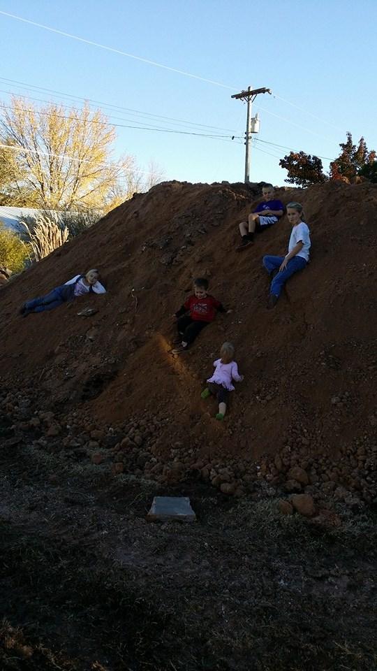 Dirt Mountain