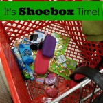 It's Shoebox Time!