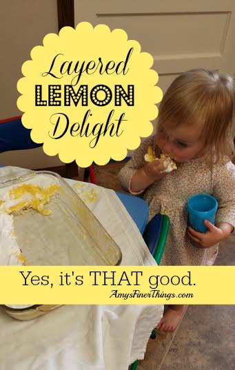 Layered Lemon Delight