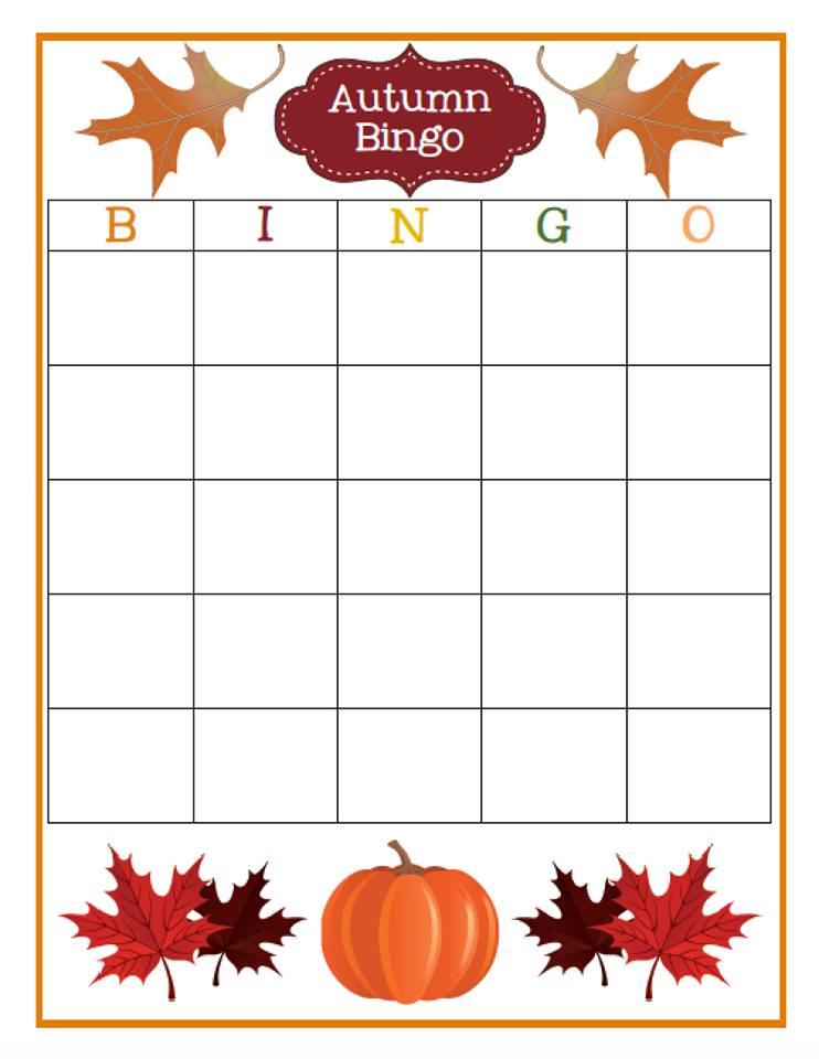 25 square bingo