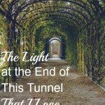 The Light at the End of this Tunnel That I Love.