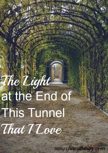 The Light at the End of This Tunnel That I Love